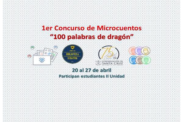 I Concurso de Microcuentos