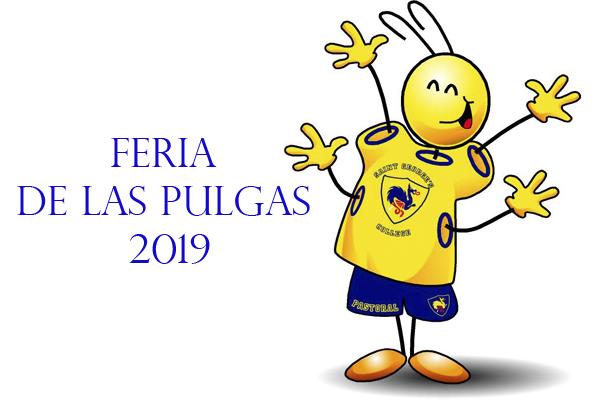 Nueva fecha para nuestra Feria de las pulgas