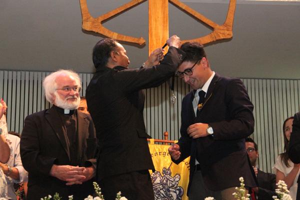 Ceremonia final de entrega de diplomas a la Generación 2019