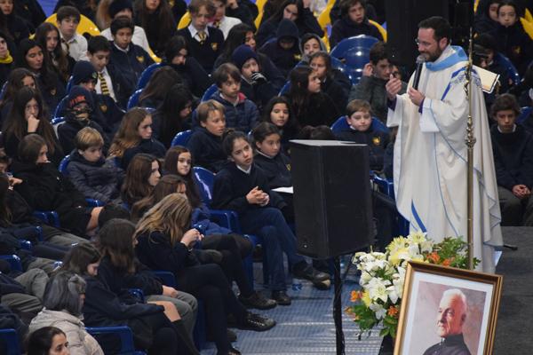 Padre David Halm C.S.C es el nuevo rector de nuestra comunidad educativa