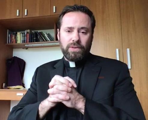 Mensaje del rector para el Sábado Santo 2020, un llamado a la esperanza