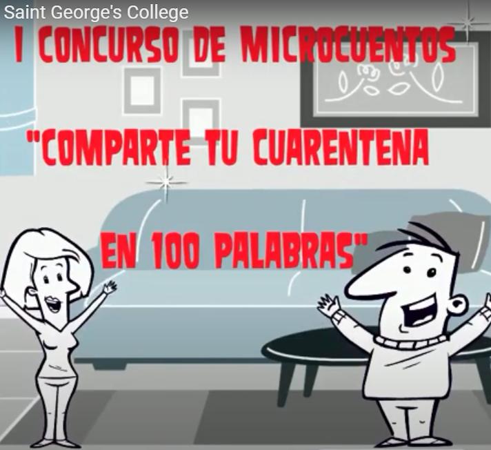 Concurso de micro cuentos: comparte tu cuarentena en 100 palabras