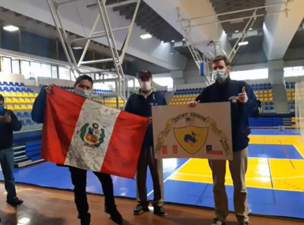 Hermanos peruanos, buen retorno a sus hogares