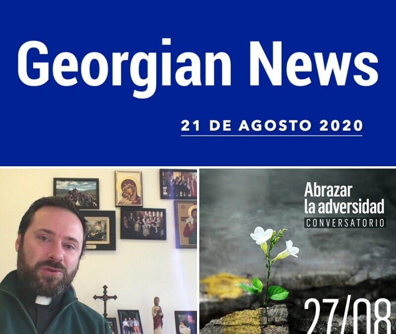 Sexta edición de nuestro noticiero Georgian News