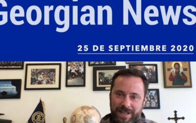 Entérate de las noticias del colegio con las Georgian News