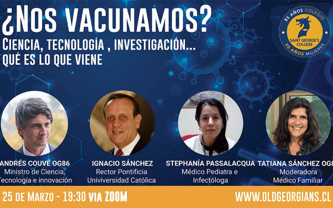 Seminario: ¿Nos vacunamos? Ciencia, tecnología, investigación… Qué es lo que viene