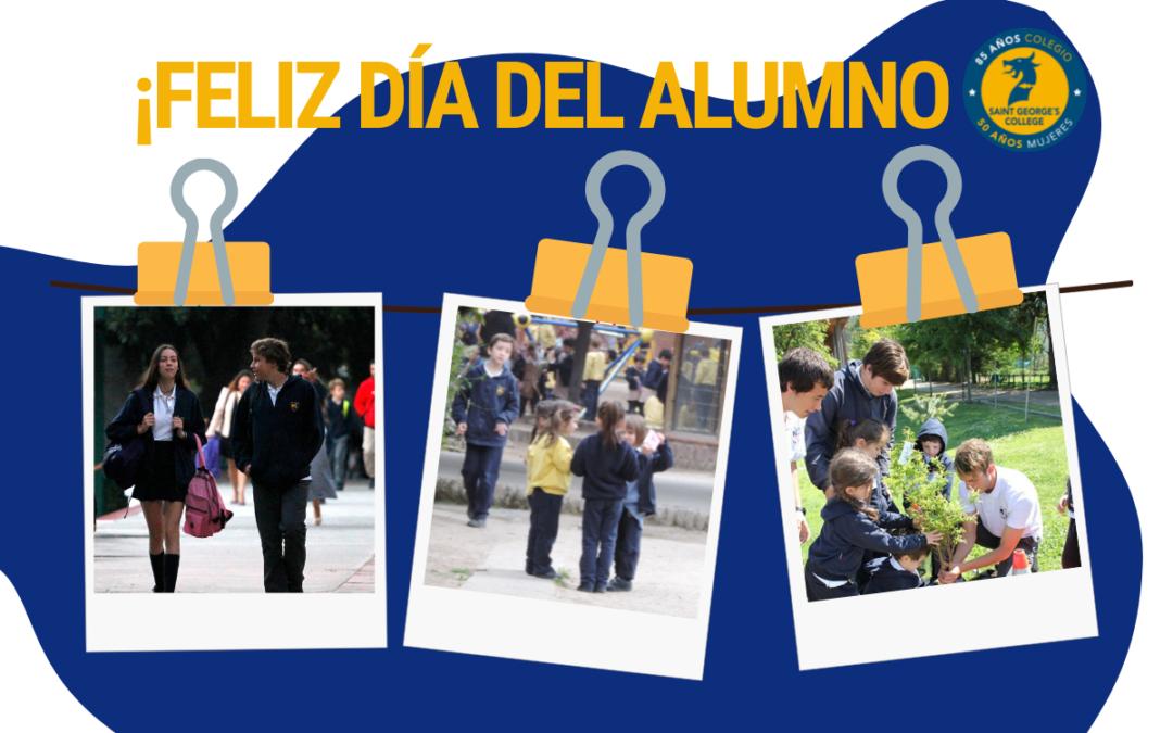 ¡Feliz día a todas las alumnas y alumnos del Colegio!
