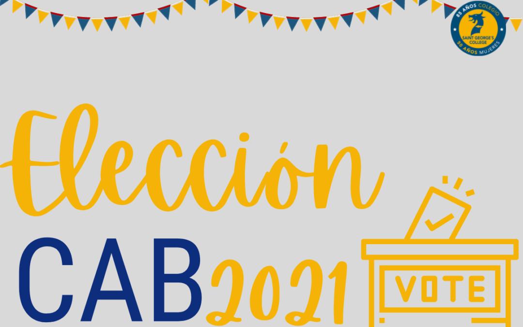 Revisa la franja electoral del CAB 2021